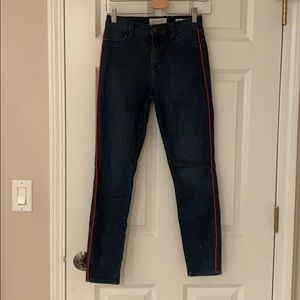 PacSun High-rise ankle jegging